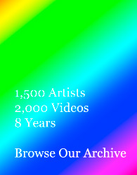 VernissageTV Browse Our Archive: 1,500 Artists, 2,000 Videos, 7 Years